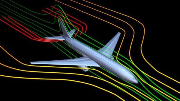 KAUST e Zapata exploram como computadores quânticos poderiam economizar bilhões com aperfeiçoamento do design aerodinâmico de aviões e carros